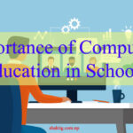 Importance of Computer Education in School for Students